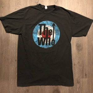 The Who Rock T Shirt